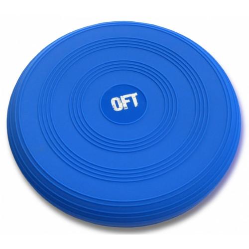 Балансировочная подушка FitTools Синий
