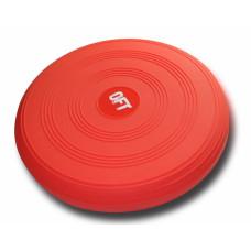 Балансировочная подушка FitTools Красный