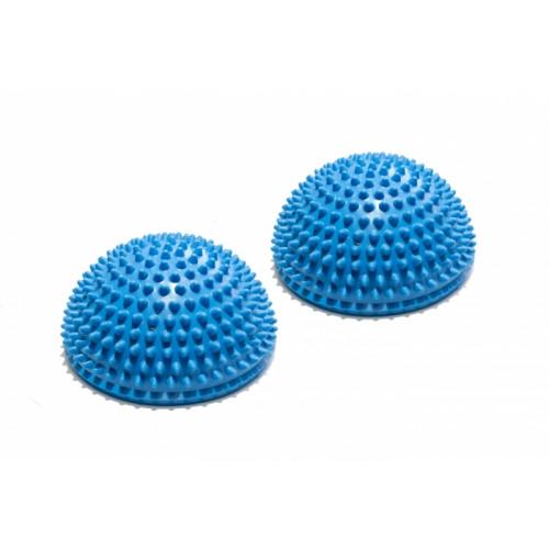 Полусфера массажно-балансировочная FitTools Синий