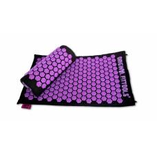 2 Комплекта - Набор Массажный коврик и подушка (Acupuncture massage)