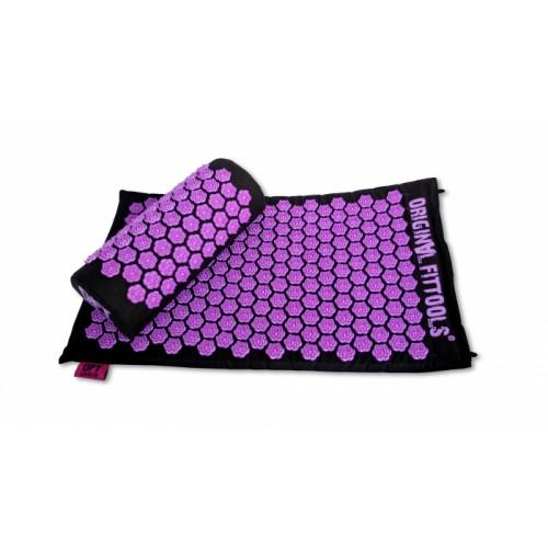 Набор Массажный коврик и подушка (Acupuncture massage)