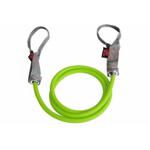 Эспандер трубчатый TOTAL BODY ярко-зеленый 20 Lb