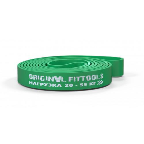 Резиновая петля с нагрузкой 20 - 55 кг, Original FitTools