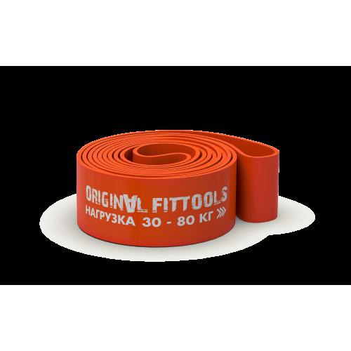 Резиновая петля с нагрузкой 30 - 80 кг, Original FitTools