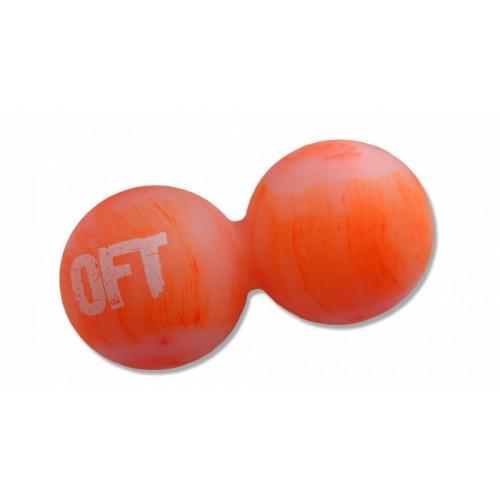 Мяч для МФР сдвоенный OFT 12 см