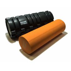 Цилиндр массажный двойной 33x14 см