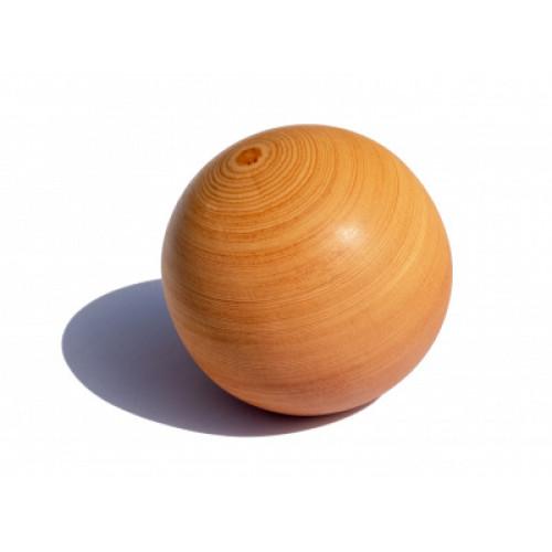 Мяч массажный для МФР деревянный OFT 70mm