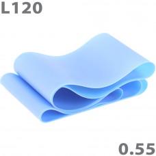 Эспандер лента для аэробики 1200x150x0,55mm