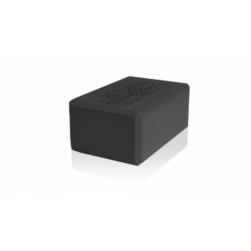Блок для занятий йогой Black Block FitTools