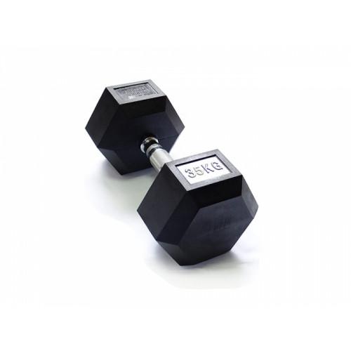 Гантель гексагональная 35 кг FitTools