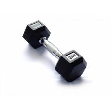 Гантель гексагональная 3 кг FitTools