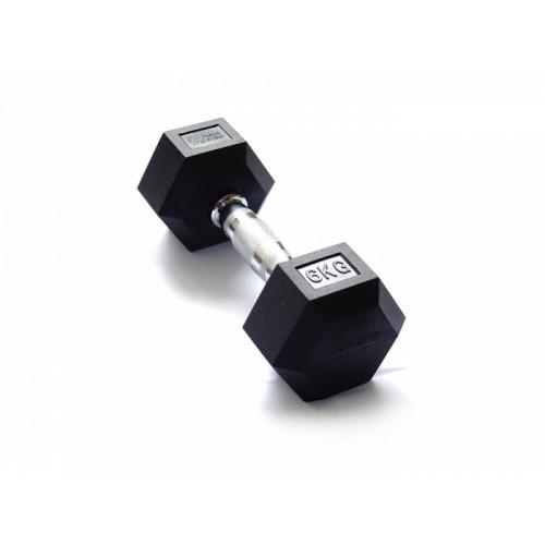 Гантель гексагональная 6 кг FitTools