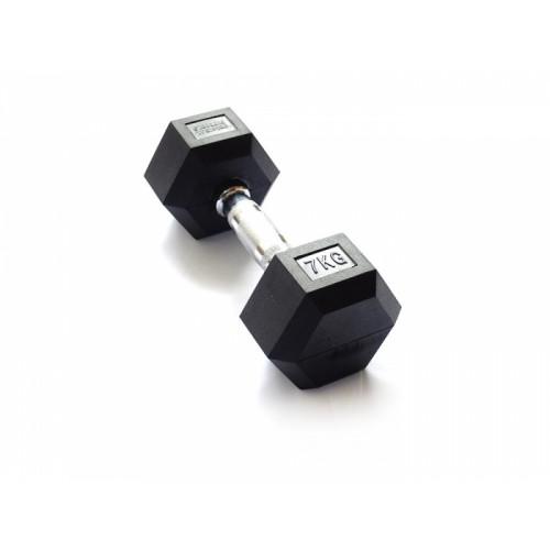 Гантель гексагональная 7 кг FitTools