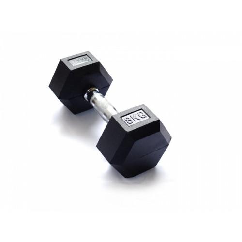 Гантель гексагональная 9 кг FitTools
