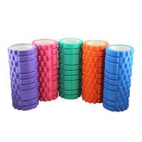 Массажный цилиндр Foam Roller 33см
