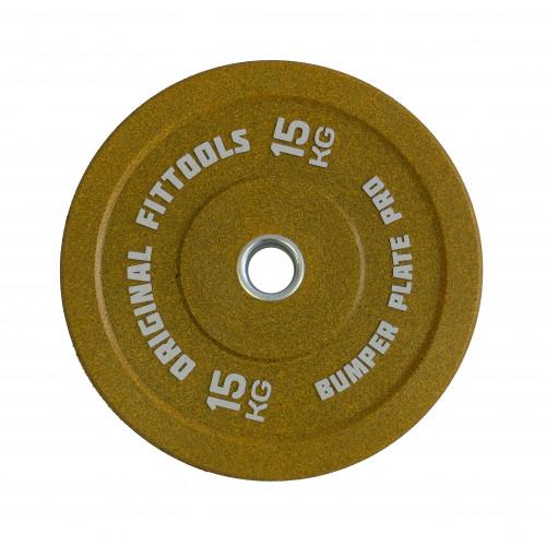 Диск бамперный 15 кг Original FitTools