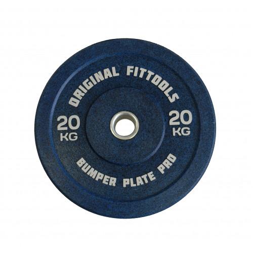 Диск бамперный 20 кг Original FitTools