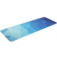 Коврик для йоги Larsen Microfiber STYLE 6