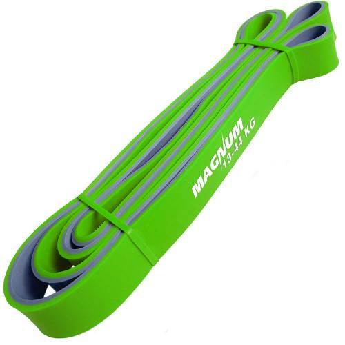 Эспандер - Резиновая петля двуцветная 13-44кг Magnum