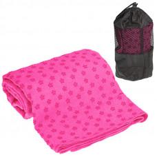 Полотенце-коврик для йоги..