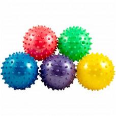 Мяч надувной массажный, 8 см