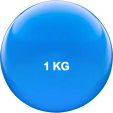 Медбол 1кг Голубой