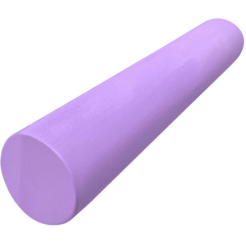 Цилиндр для пилатеса гладкий 60см EVA