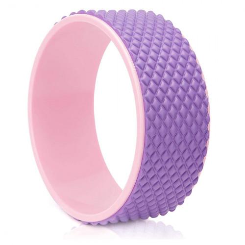 Колесо для йоги массажное, 31 см