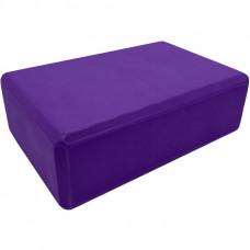 Йога блок - Фиолетовый