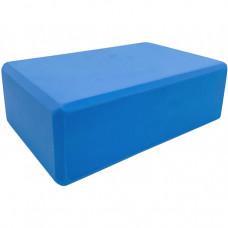 Йога блок - Голубой
