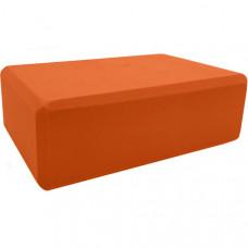 Йога блок - Оранжевый