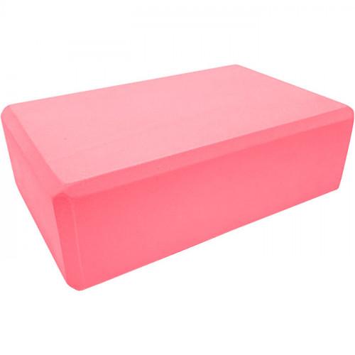 Йога блок - Розовый