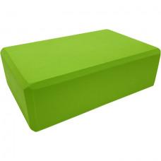 Йога блок - Зеленый