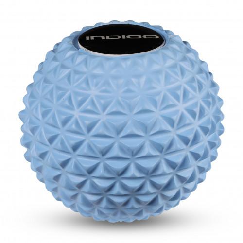Мяч массажный 8,5 см, INDIGO