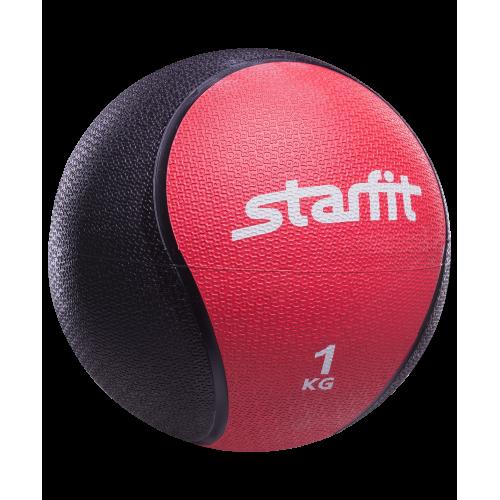 Медбол PRO GB-702 StarFit, 1 кг