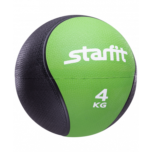 Медбол PRO GB-702 StarFit, 4 кг