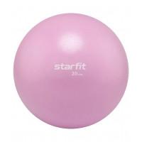 Мяч для пилатеса GB-901 StarFit 20 см, розовый
