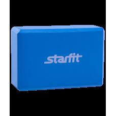 Блок для йоги FA-101 StarFit, синий