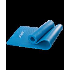 Коврик для фитнеса и йоги NBR 12мм STARFIT